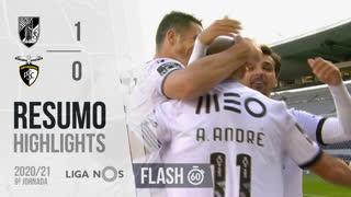 I Liga (9ªJ): Resumo Flash Vitória SC 1-0 Portimonense