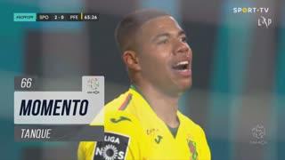 FC P.Ferreira, Jogada, Tanque aos 66'