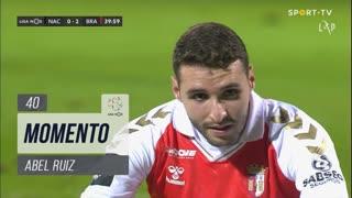 SC Braga, Jogada, Abel Ruiz aos 40'
