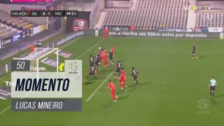Gil Vicente FC, Jogada, Lucas Mineiro aos 50'