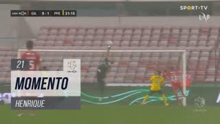 Gil Vicente FC, Jogada, Henrique aos 21'