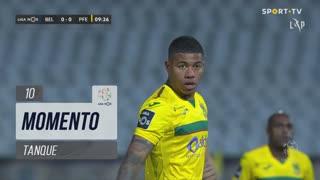 FC P.Ferreira, Jogada, Tanque aos 10'