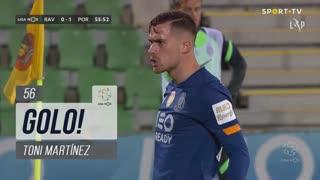 GOLO! FC Porto, Toni Martínez aos 56', Rio Ave FC 0-1 FC Porto