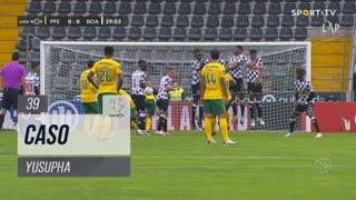 Boavista FC, Caso, Yusupha aos 39'