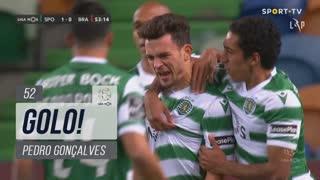 GOLO! Sporting CP, Pedro Gonçalves aos 54', Sporting CP 1-0 SC Braga