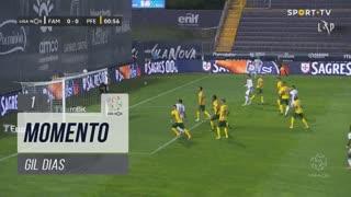 FC Famalicão, Jogada, Gil Dias aos 1'