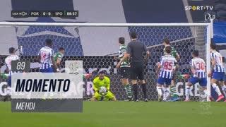 FC Porto, Jogada, Mehdi aos 89'