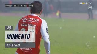 SC Braga, Jogada, Paulinho aos 48'
