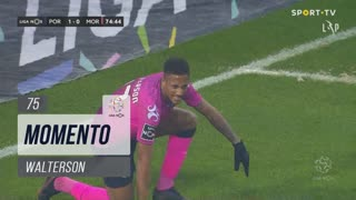 Moreirense FC, Jogada, Walterson aos 75'