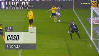 FC Porto, Caso, Luis Díaz aos 57'