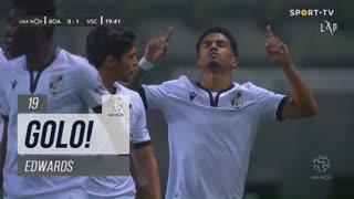 GOLO! Vitória SC, Edwards aos 19', Boavista FC 0-1 Vitória SC