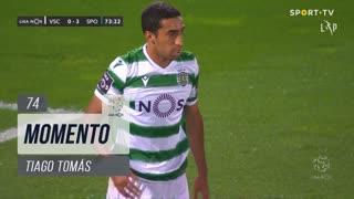 Sporting CP, Jogada, Tiago Tomás aos 74'