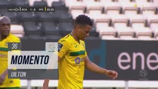 FC P.Ferreira, Jogada, Uilton aos 36'