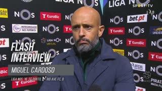Miguel Cardoso:
