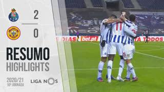 I Liga (10ªJ): Resumo FC Porto 2-0 CD Nacional