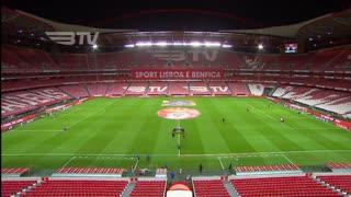 SL Benfica x FC Famalicão: Confere aqui a constituição das equipas!