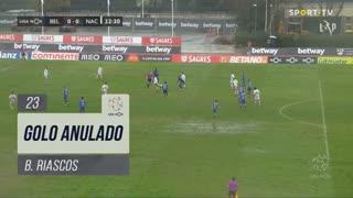 CD Nacional, Golo Anulado, B. Riascos aos 23'