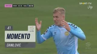 CD Nacional, Jogada, Danilovic aos 41'