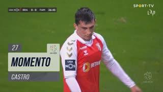 SC Braga, Jogada, Castro aos 27'