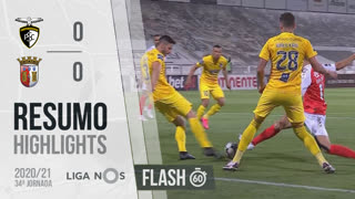 I Liga (34ªJ): Resumo Flash Portimonense 0-0 SC Braga