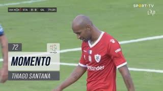 Santa Clara, Jogada, Thiago Santana aos 72'