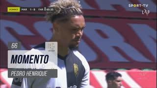 SC Farense, Jogada, Pedro Henrique aos 66'