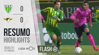 Liga NOS (10ªJ): Resumo Flash CD Tondela 0-0 Moreirense FC