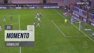 Boavista FC, Jogada, Hamache aos 84'