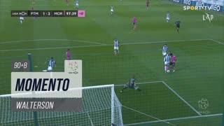Moreirense FC, Jogada, Walterson aos 90'+8'