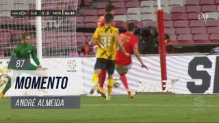 SL Benfica, Jogada, André Almeida aos 87'