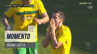 FC P.Ferreira, Jogada, Bruno Costa aos 45'