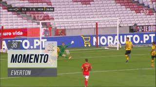 SL Benfica, Jogada, Everton aos 36'