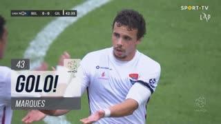 GOLO! Gil Vicente FC, Marques aos 43', Belenenses SAD 0-1 Gil Vicente FC