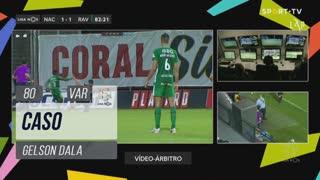 Rio Ave FC, Caso, Gelson Dala aos 80'
