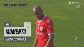 Santa Clara, Jogada, Thiago Santana aos 62'