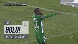 GOLO! Rio Ave FC, Rafael Camacho aos 70', Rio Ave FC 2-0 SC Farense