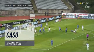 FC Porto, Caso, Evanilson aos 59'