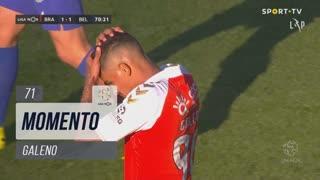 SC Braga, Jogada, Galeno aos 71'