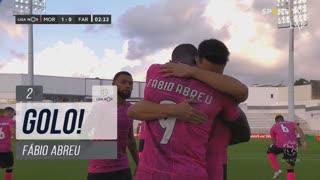GOLO! Moreirense FC, Fábio Abreu aos 2', Moreirense FC 1-0 SC Farense