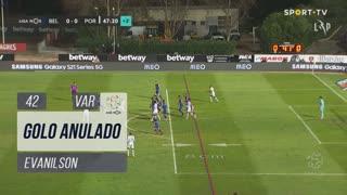 FC Porto, Golo Anulado, Evanilson aos 42'