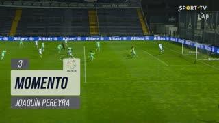 FC Famalicão, Jogada, Joaquín Pereyra aos 3'