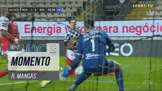 Boavista FC, Jogada, R. Mangas aos 90'+2'