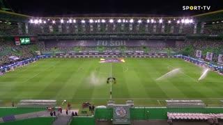 Sporting CP x FC Porto: Confere aqui a constituição das equipas!