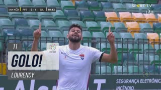 GOLO! Gil Vicente FC, Lourency aos 11', FC P.Ferreira 0-1 Gil Vicente FC