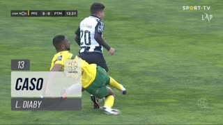 FC P.Ferreira, Caso, L. Diaby aos 13'
