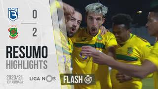 I Liga (13ªJ): Resumo Flash Belenenses SAD 0-2 FC P.Ferreira