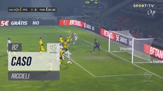 FC Famalicão, Caso, Riccieli aos 82'