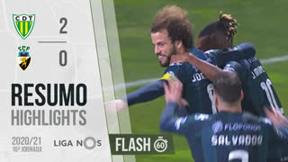 Liga NOS (16ªJ): Resumo Flash CD Tondela 2-0 SC Farense