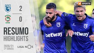 Liga NOS (27ªJ): Resumo Belenenses SAD 2-0 Marítimo M.