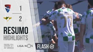 I Liga (26ªJ): Resumo Flash Gil Vicente FC 1-2 Moreirense FC